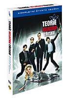 DVD - Teorie velkého třesku - 4. série (3 DVD)