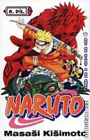 Naruto 08: Boj na život a na smrt