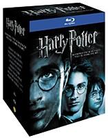 BD - Harry Potter kolekce roky 1-7. 11BD