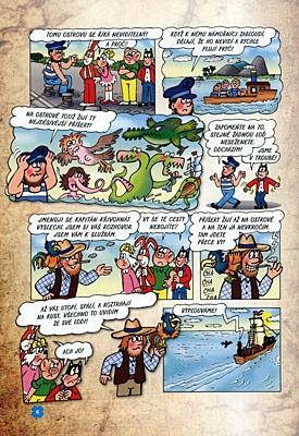 Čtyřlístek: 4 pirátské příběhy