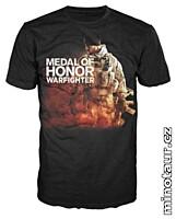 Medal of Honor: Warfighter - Tričko Black Character