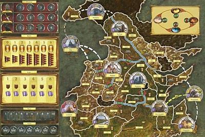 Hra o trůny (desková hra)