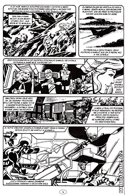 Comicsové legendy 22 - X-Men 4