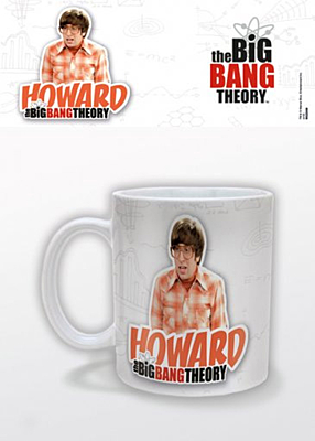 Big Bang Theory - Hrnek Howard (MG22008)