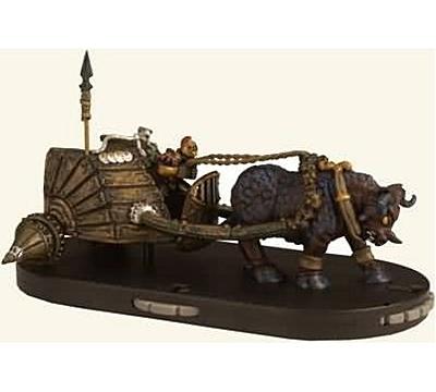 Mage Knight - Rebellion: Atlantean Ram