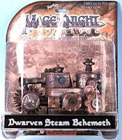 Mage Knight - Rebellion: Dwarven Steam Behemoth
