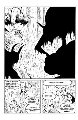 Kůstek 4: Ostrozub, vládce východního pomezí