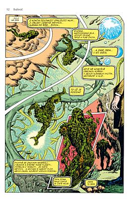 Swamp Thing - Bažináč 5: V prach se obrátíš