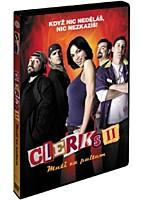 DVD - Clerks 2: Muži za pultem
