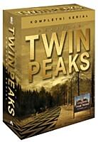 DVD - Městečko Twin Peaks - kompletní seriál (9 DVD)