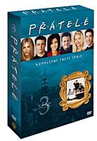 DVD - Přátelé 3. série (4 DVD)