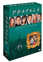 DVD - Přátelé 6. série (4 DVD)