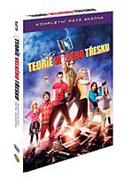 DVD - Teorie velkého třesku - 5. série (3 DVD)