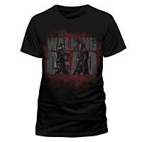 Walking Dead - Tričko Axed Zombie L
