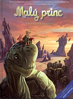 Malý princ a Planeta karapoxů