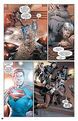 Superman: Action Comics 1 - Superman a lidé z oceli