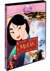 DVD - Legenda o Mulan S.E.