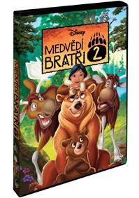 DVD - Medvědí bratři 2