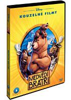 DVD - Medvědí bratři (Disney Kouzelné filmy č. 3)