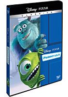 DVD - Příšerky s. r. o.