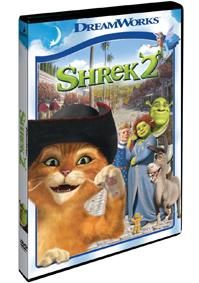 DVD - Shrek 2