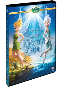 DVD - Zvonilka: Tajemství křídel