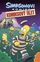 Simpsonovi: Komiksový úlet