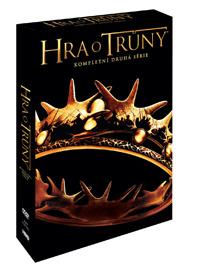 DVD - Hra o trůny 2. série (5 DVD) (VIVA)