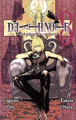 Death Note 08: Zápisník smrti