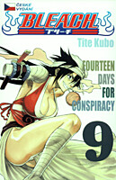 Bleach 09: Fourteen Days For Conspiracy