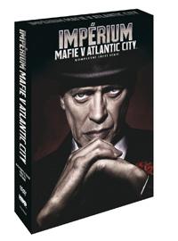 DVD - Impérium - Mafie v Atlantic City 3. série (5 DVD)