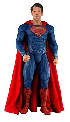 Man of Steel - Superman Action Figure 45cm