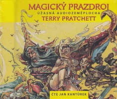Magický prazdroj (audio Zeměplocha 05 - 10CD)
