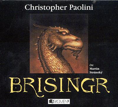 Brisingr (MP3 CD)