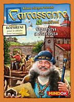 Carcassonne - 5. rozšíření: Opatství a starosta