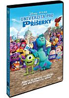 DVD - Univerzita pro příšerky