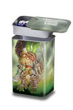 Krabička na karty kovová - Dark Side of Oz: Tin Man
