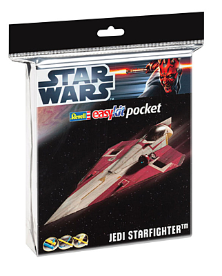 Star Wars EasyKit Pocket: Jedi Starfighter (06731)