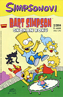 Bart Simpson #006 (2014/02)