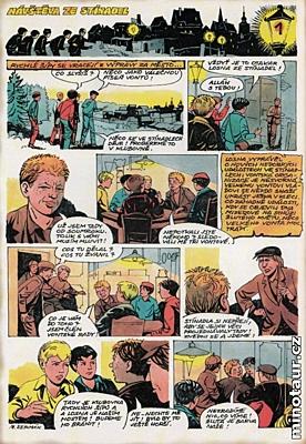 Tajemství Velkého Vonta (komiks, brožovaná)
