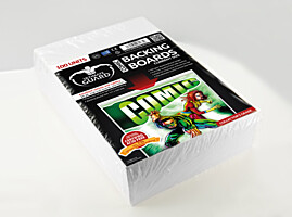 Comic Backing Boards - Current Size (171 x 266 mm) (100ks) Ultimate Guard
