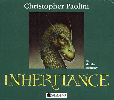 Inheritance (MP3 CD)