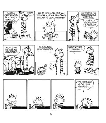Calvin a Hobbes 10: Všude je spousta pokladů