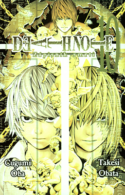Death Note 10: Zápisník smrti