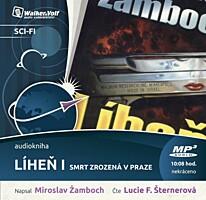 Líheň 1: Smrt zrozená v Praze (MP3 CD)