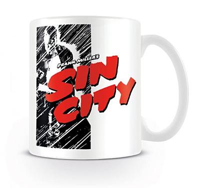 Sin City - Hrnek Comic
