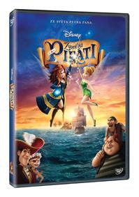 DVD - Zvonilka a piráti