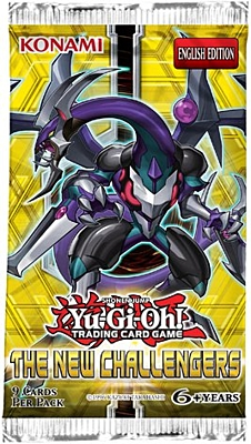 Yu-Gi-Oh - New Challengers Booster