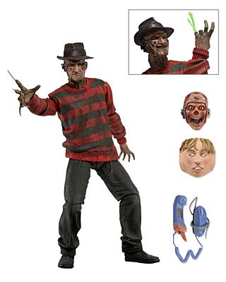 Nightmare on Elm Street - Freddy Krueger 30th Anniversary Ultimate 18cm