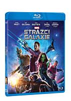BD - Strážci Galaxie (Blu-ray)